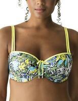 Prima Donna Pacific Beach Underwired Padded Balcony Bikini Top 4005816 Swimwear