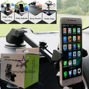 360° Mount Holder Car Windshield Stand For Mobile Cell Phone GPS