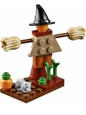 Lego 40285 Scarecrow Polybag Mini-build October 2018 w/pumpkin Free Shipping