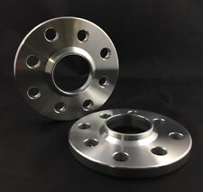 HUB CENTRIC WHEEL SPACERS ¦ 4X100 & 4X108 ¦ 57.1MM ¦ 15MM THICK EURO VW AUDI