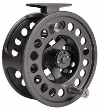 Shakespeare Oracle Large Arbor Salmon Fly Fishing Reel 9/10 30lb Backing