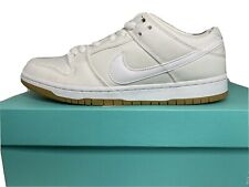 Nike Mens Dunk Low Pro SB Size 9 Tokyo 2015 White 304292-110 RARE New With Box