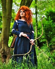 Brave Merida Bow, Quiver, and Arrows (Adult Sized) (30#)