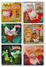 "25 Captain Underpants Stickers, Assorted 2.5""x2.5"" each, Party Favors"