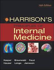 Harrison's Principles of Internal Medicine 16th Edition-ExLibrary