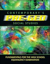 Contemporary's Pre-Ged Social Studies (Contemporary's Pre-GED Series)