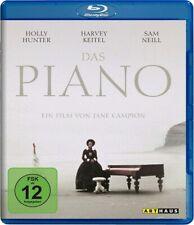 Blu-ray DAS PIANO # Holly Hunter, Harvey Keitel ++NEU