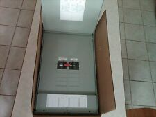 GE 60A OUTDOOR 16 space Generator Transfer Switch