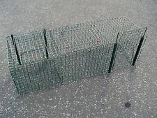 Elsternfalle Lebendfalle Kastenfalle Tierfalle 90x30x30cm sehr robust NEU HS-420