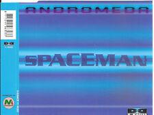 ANDROMEDA - spaceman CDM 3TR eurodance 1996 SPAIN RARE!