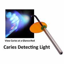 Dental caries detector caries detecting light caries excavate instrument