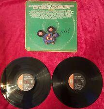 36 Great Motion Picture Themes And Original Soundtracks: Volume 3 LP Vinyl G #8