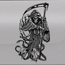 Reaper Skull Hand Graphic Tailgate Hood Window Decal Vehicle Truck Car SUV Vinyl