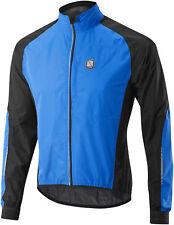 Altura Peloton Waterproof Mens Cycling Jacket - Blue