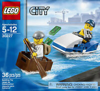 LEGO City #30227 - Evasion / Police Watercraft - Collector 2014 - NEW / SEALED