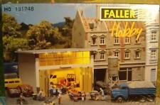 FALLER 131248 HALL DE REPARATION 1/87 HO REPAIR HALL MONTAGEHAL REPARATURHALLE