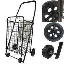 2018 New Folding Shopping Cart Jumbo Size Basket With Wheels