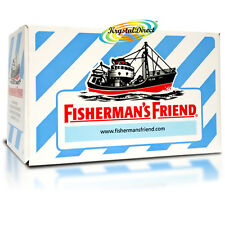 24x Fisherman's Friend Sugar Free Original Mentol Y Eucalipto Pastillas