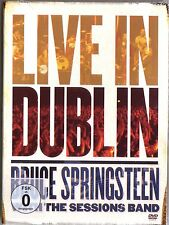 DVD (NEU!) BRUCE SPRINGSTEEN Live in Dublin (with the Sessions Band 2006 mkmbh