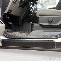 Fits 17-18 Ford Super Duty F250 F350 Super Cab Door Sill Step Threshold Shield