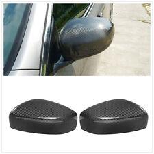 Carbon Fiber Car Mirror Covers For 2009-2015 INFINITI G25 G37 Q40 XN