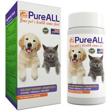 All-In-One Probiotics; Dogs & Cats; Hip Joint Pain Relief, Digestive, Vitamins