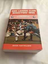 1996 FA NON LEAGUE DIRECTORY (YEARBOOK) softback