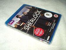 Blu Ray Series Sherlock Complete Series 1