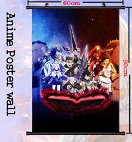 Anime Black Clover Wall Scroll Poster Home Decor Collection Otaku Gift 60x90cm