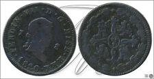 España - Monedas Fernando VII- Año: 1820 - numero 01554 - 8 Maravedis 1820 Jubia