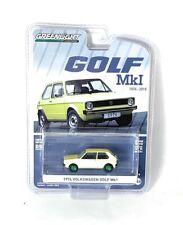 Greenlight 1/64 1 974 Volkswagen Golf Mk1 (1974-2019) Diecast Model 28000C chase