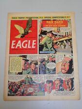 EAGLE #22 VOL 6 JUNE 3 1955 BRITISH WEEKLY DAN DARE SPACE ADVENTURES*