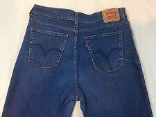 LEVI'S Perfectly slimming Jeans 512 Tag sz 14m (W31 x L31)