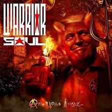 Warrior Soul - Back On The Lash (American Idol Sleeve) [New Vinyl LP] UK - Impor