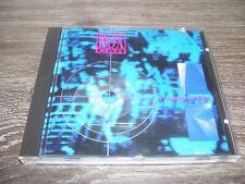 Boxcar - Vertigo * Synthesizer Pop CD 1991 Belgium *