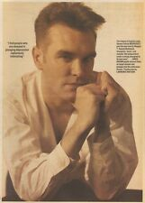 18/2/89Pgn11 Interview: Steven Morrissey. Part Two. 'the Playboy Interview'