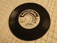 TED SOMMER  FEELIN GOOD/NEVER ON SUNDAY  SOLID STATE 2511 PROMO