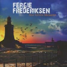 Fergie  Frederiksen  any given moment    CD   Frontiers Records  2013