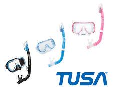 TUSA Youth Pro Series Mask/Snorkel Set Junior