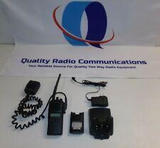 Vertex Standard Vx 924 Do 5 136 174 Mhz Vhf Two Way Radio W Mic Amp Charger