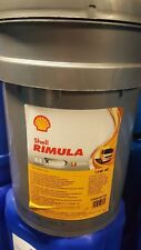 Shell Rimula R4 X 15W/40 Heavy Duty Diesel Engine Oil 20 litres (Formerly RT4 X)
