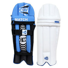 CW MATCH Cricket Batting Pad Leg Protector Guards Senior & Adult Right Hand