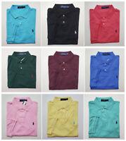 Men Polo Ralph Lauren Soft Touch Cotton Polo Shirt - STANDARD FIT - S M L XL XXL