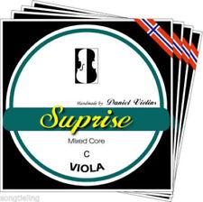 1set Mixed Core Daniel viola string professionalstrings,viola part