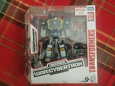 "Transformers WFC: Soundwave ""Walmart Exclusive"" Netflix Series"