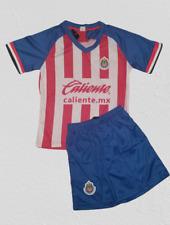 Chivas Home Rojo Kids Uniform 2020