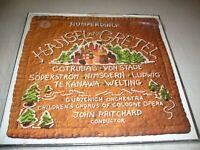 HANSEL & GRETEL HUMPEDINCK GURZENICH ORCH 2xLP SEALED Columbia M2-35898 1979