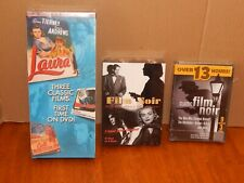 Film Noir Collection 3 Sets Brand New