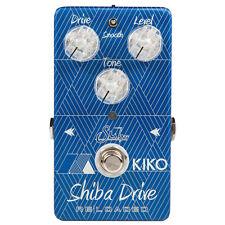 Suhr Kiko Loureiro Signature Shiba Drive Reloaded Overdrive Guitar Pedal +Picks
