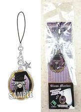 Kuroshitsuji Black Butler BoC Glass Marker w/ Strap Undertaker Aniplex Licensed